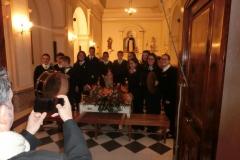 10 - Trasllat i Misa de Santa Cecília