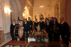 12 - Trasllat i Misa de Santa Cecília