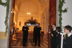13 - Trasllat i Misa de Santa Cecília