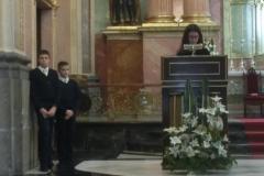 16 - Trasllat i Misa de Santa Cecília