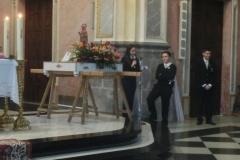 22 - Trasllat i Misa de Santa Cecília